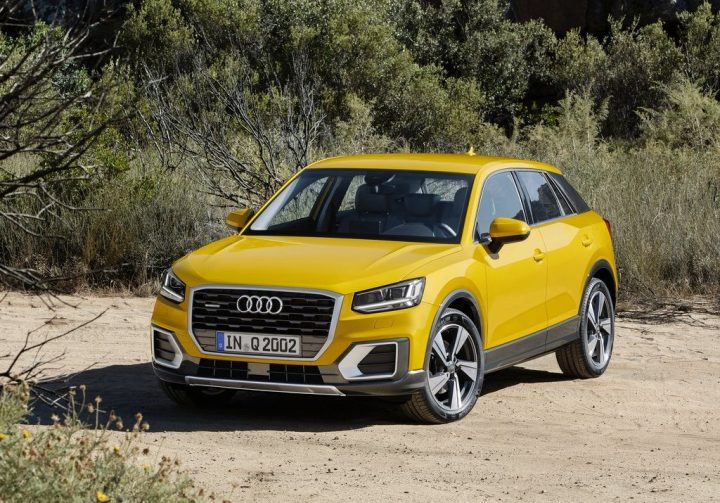 Audi Q2 India Launch in 2017; Price 23 lakhs; Audi Q2 Specifications 2017-audi-q2-india-official-images-2