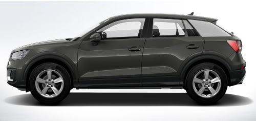 Audi Q2 India Launch in 2017; Price 23 lakhs; Audi Q2 Specifications
