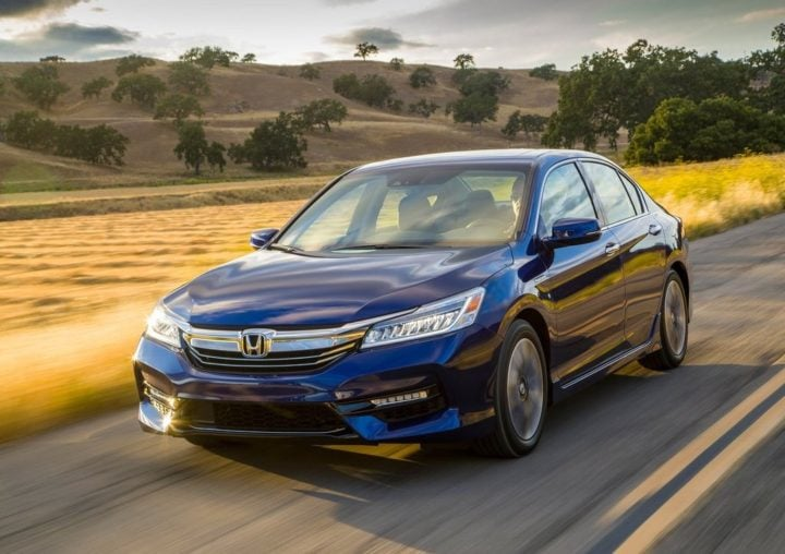 Hybrid Cars in India - Honda Accord Hybrid