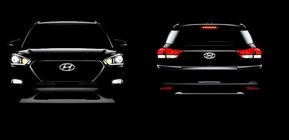 2017 Hyundai Creta Facelift India Carblogindia