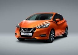2017-nissan-micra-official-images-orange-front-angle