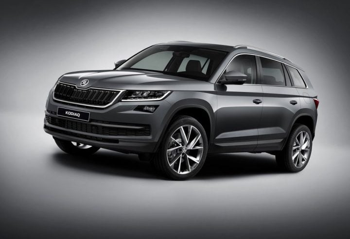 New Upcoming Suv Cars In India 2017 Skoda Kodiaq Official