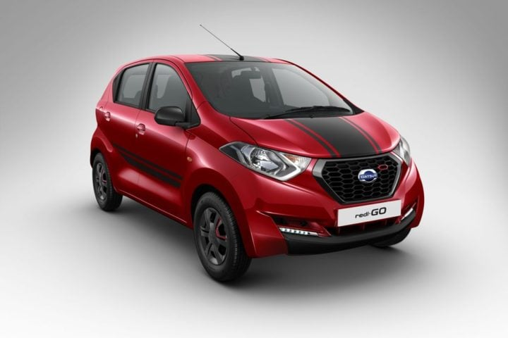 Upcoming Cars Under 5 lakh rupees - Datsun redi-GO 1000cc