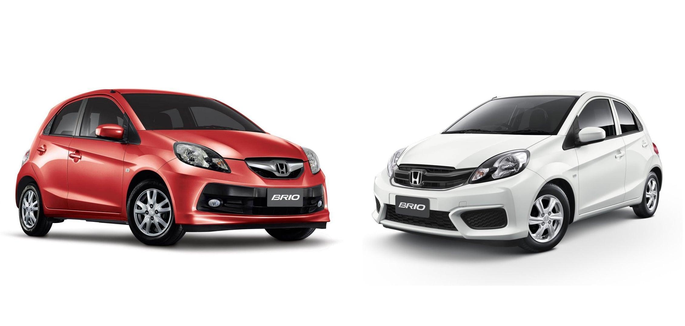 Honda Brio Old Vs New Model- Comparison Review Of Price