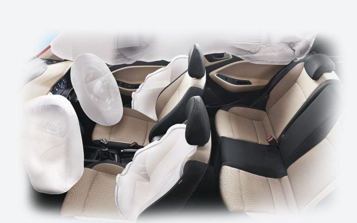 Hyundai Elite I20 6 Airbags Model Price In India