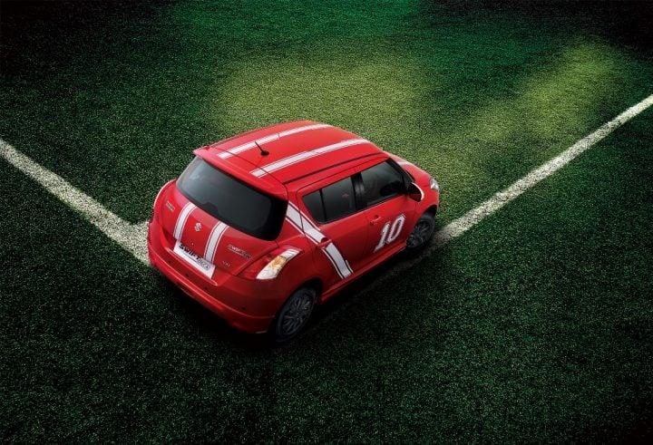 Maruti Suzuki Swift Deca Limited Edition Price, Images, Features Maruti-Suzuki-swift-deca-limited-edition-top-shot