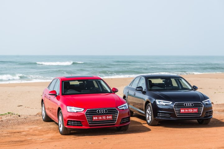 new 2016 audi a4 test drive review images