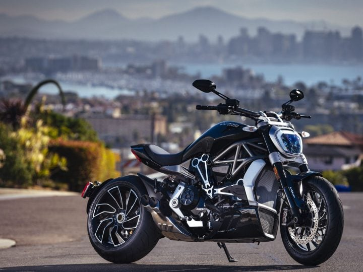 Ducati Xdiavel Price In India 15 87 Lakhs Specifications Top Speed