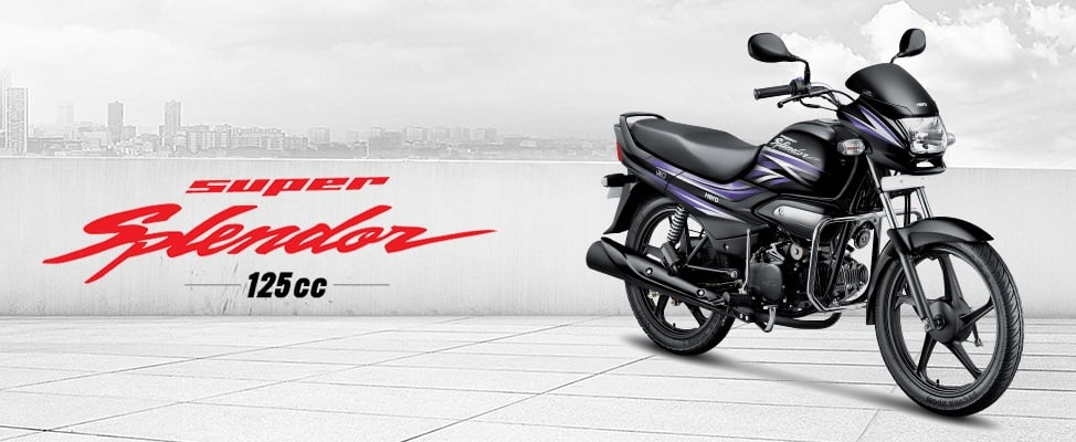 new Hero Super Splendor iSmart 125cc
