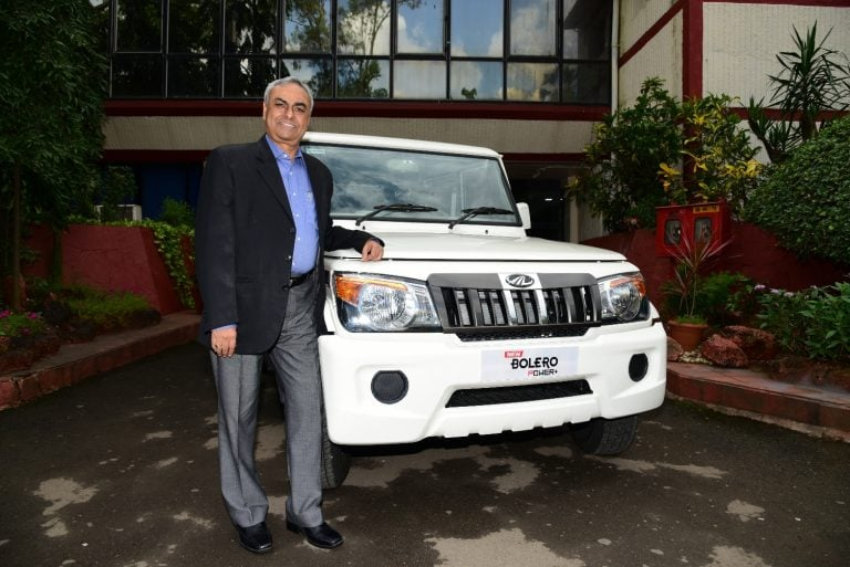 Mahindra Bolero Power Plus Launched. Priced at Rs. 6.59 Lakh