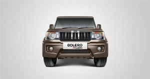 mahindra bolero power plus-images-front-2