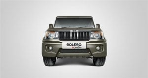 mahindra bolero power plus-images-front