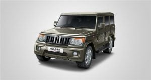mahindra bolero power plus-images-front-angle
