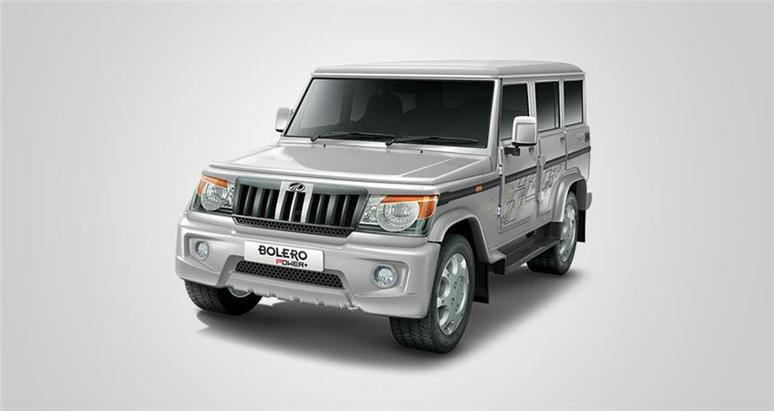 Mahindra Bolero Power Plus (Power+) Price- 6.59 Lakh ...