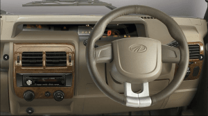 mahindra bolero power plus-images-interior