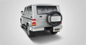 mahindra bolero power plus-images-rear-angle