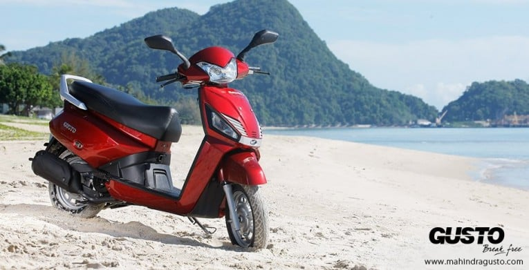 Mahindra Gusto Special Edition Launched; Priced at Rs. 52,010