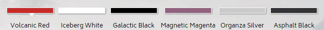 mahindra gusto 110 colours