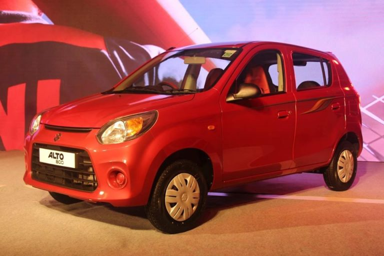 Maruti Alto 800 will be discontinued next year!