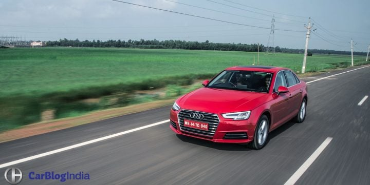 New Model 2016 Audi A4 India Launch Date