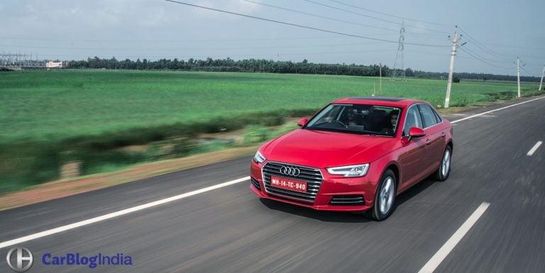 New Audi A4 35 TFSI Review- Sleeker, Slimmer, Sharper!