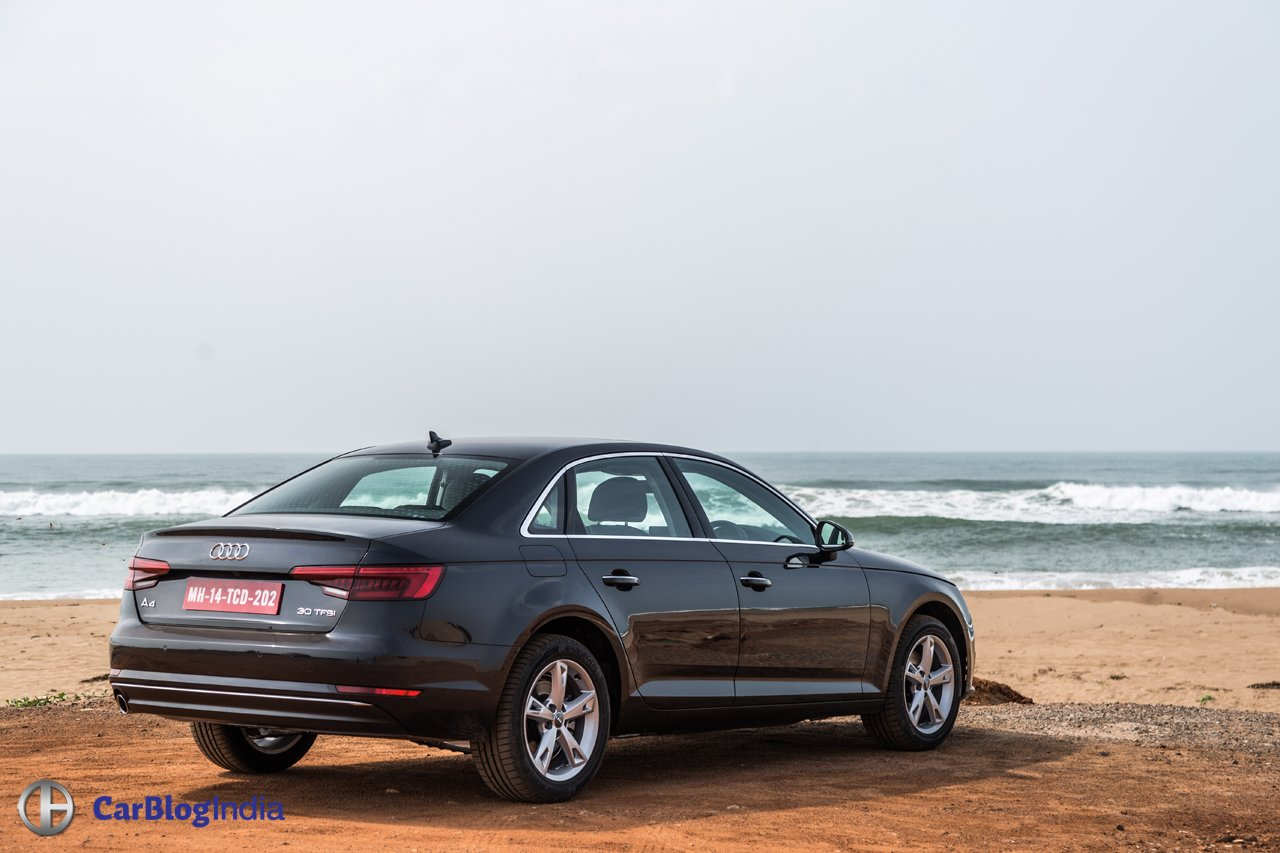 New Audi A4 Diesel India Launch In February Price Rs 40 Lakh