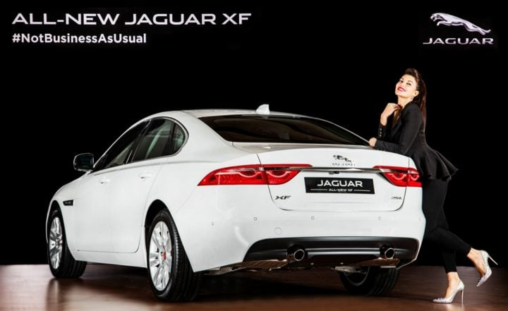 New 2016 Jaguar XF India Price   49.50 Lakh; Specificaitons, Features New  2016