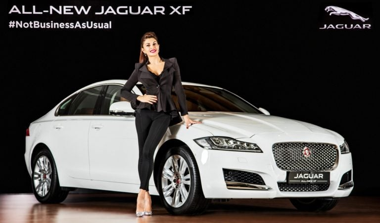 Jaguar Launches the Locally Manufactured XF at Rs. 47.50 lakh in India