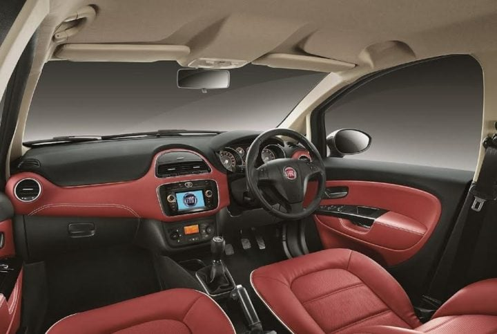 Fiat Avventura Urban Cross Price, Mileage, Specifications, Features official-image-interior
