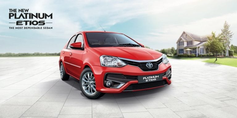 New Toyota Platinum Etios- All You Need To Know