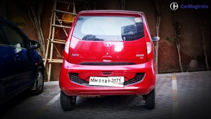 Tata Nano AMT Long Term Review easy to park