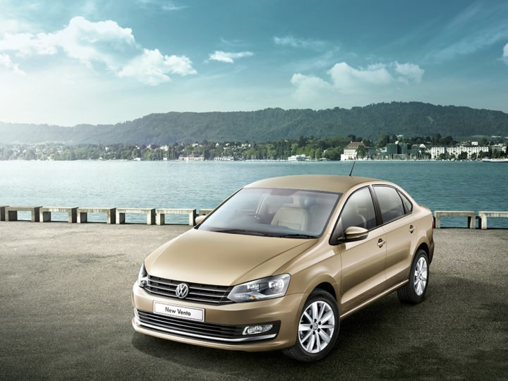 Best Mileage Automatic Cars - VW Vento Diesel Automatic
