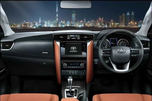 New Toyota Fortuner 2016 India Price in India