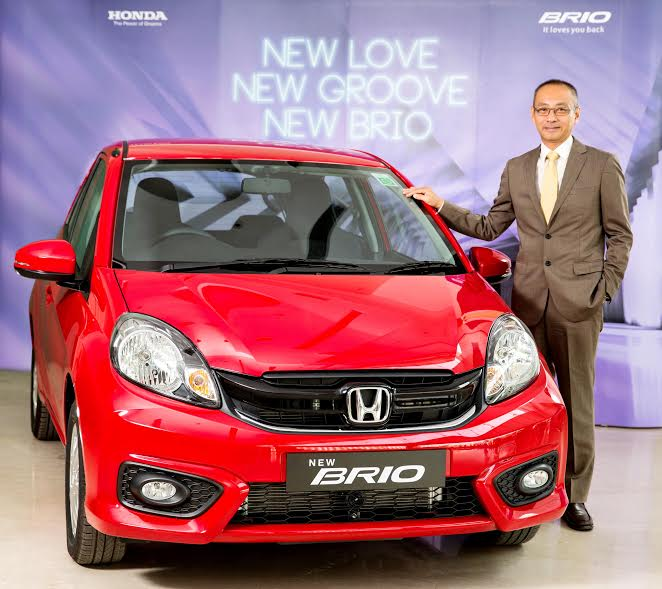 New 2016 Honda Brio Price In India 469 Lakh Mileage Specifications