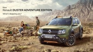 2016 renault duster adventure edition official wallpaper images