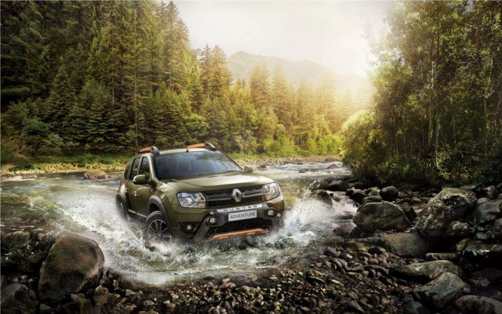 2016 renault duster adventure edition images official wallpaper