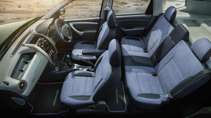 2016 renault duster adventure edition interior images
