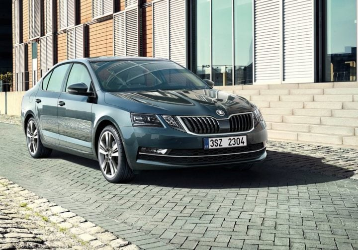 Upcoming Cars Under 20 Lakhs - Skoda Octavia Facelift