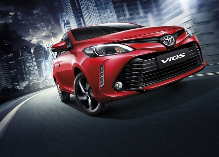Upcoming Cars Under 15 Lakhs - Toyota Vios