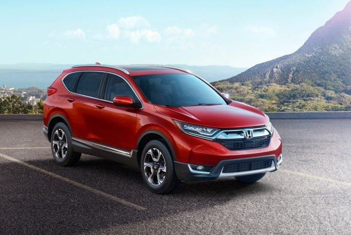 Upcoming New Honda Cars In India 2017 Honda Cr V Official