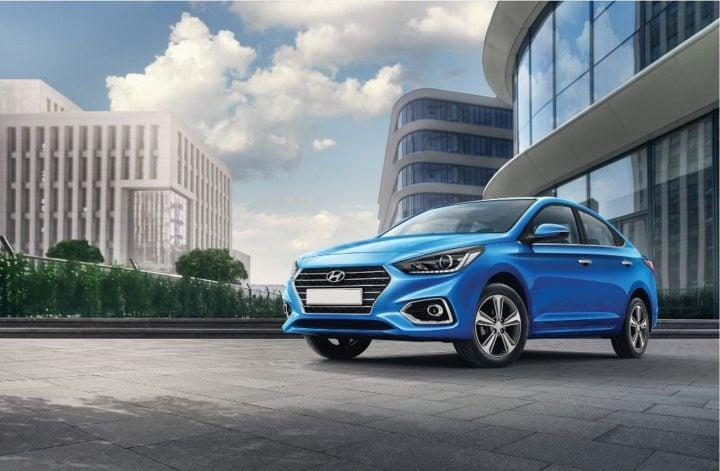 Upcoming Cars under 10 Lakhs - Hyundai Verna