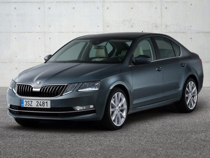 New 2017 Skoda Octavia vs Old Model - Skoda Octavia Facelift