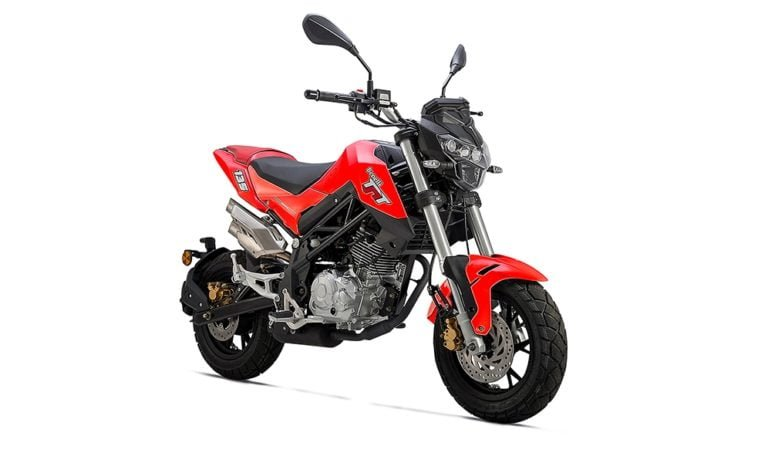 DSK Benelli TNT 135 Launch Early Next Year
