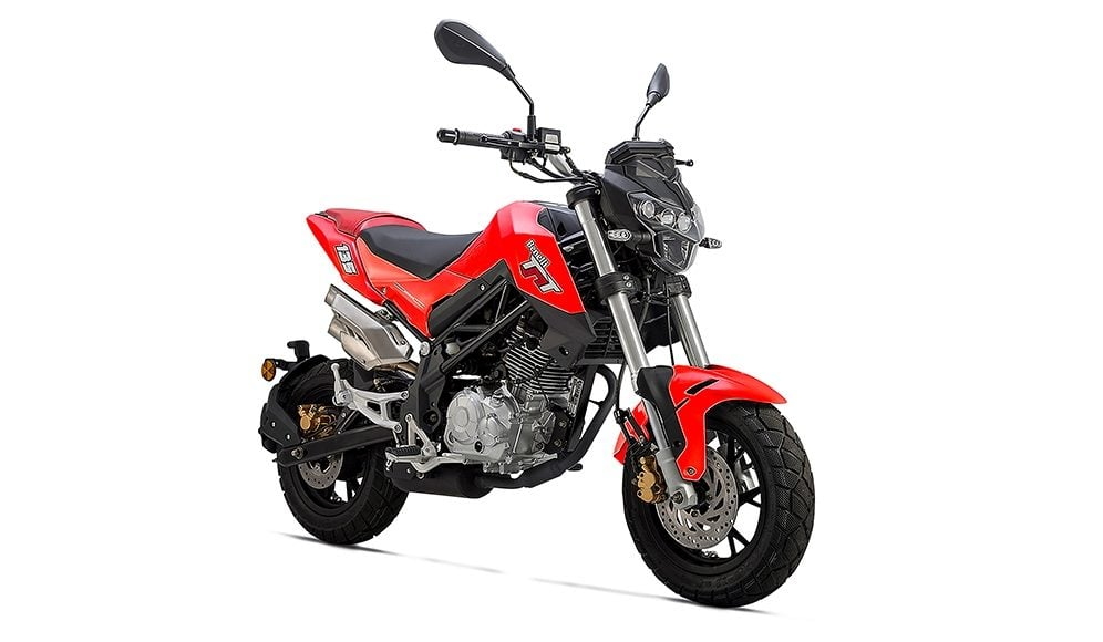 dsk benelli tnt 135 india images 2