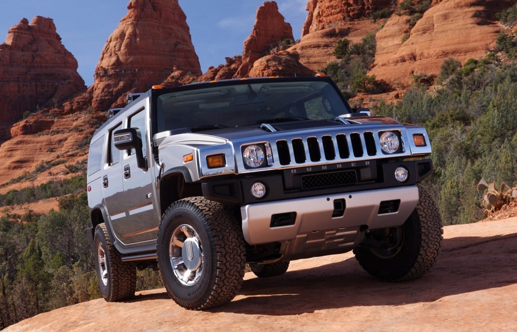cars and bikes of Dhoni: Hummer H2 dhoni