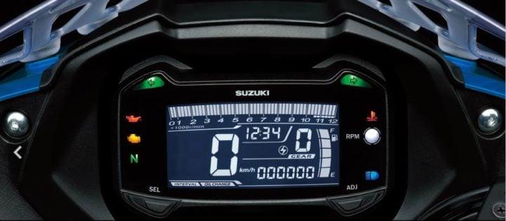 suzuki gsx 250r moto gp edition images speedo console