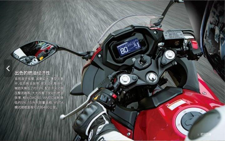 suzuki gixxer 250 moto gp edition images 2