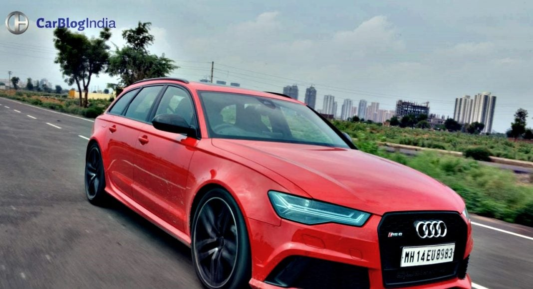 audi rs6 review images 2