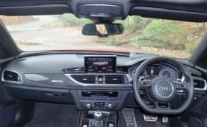 audi rs6 review images interior