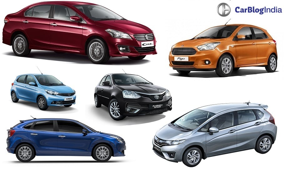 Automatic diesel cars in india under 10 lakhs 2018 10